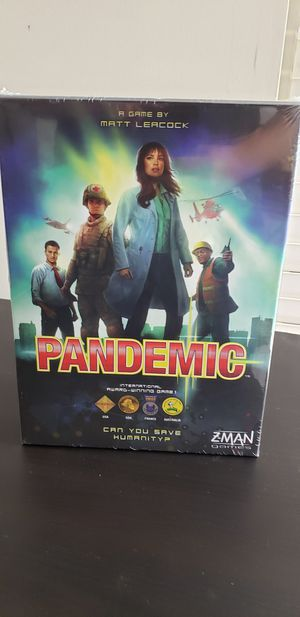 Pandemic - Can You Save Humanity? Board Game for Sale in Smyrna, GA