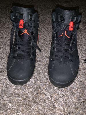 Inferred retro Jordan 6s for Sale in Columbus, OH