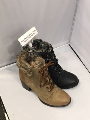 Furry Winter Boots by Madden Girl size 6 to 10 for Sale in Philadelphia, PA