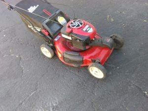 Gas lawn mower for Sale in San Leandro, CA
