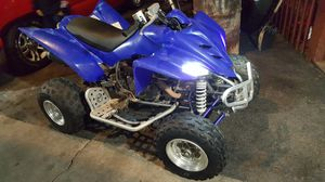 2007 yamaha raptor 350 with reverse (hablo español) for Sale in Elgin, IL