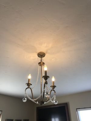 Small chandelier for Sale in Tacoma, WA