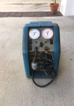 Freon recovery machine for Sale in NW PRT RCHY,  FL