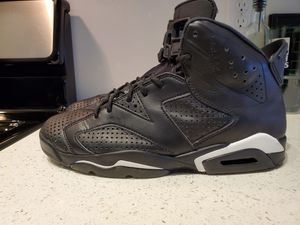Retro Jordan 6's Black Cat for Sale in West Palm Beach, FL