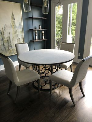 Stone Top Dining Table for Sale in Houston, TX