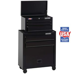 CraCraftsman 26.5 in Tool Center Tool Box for Sale in Des Plaines, IL