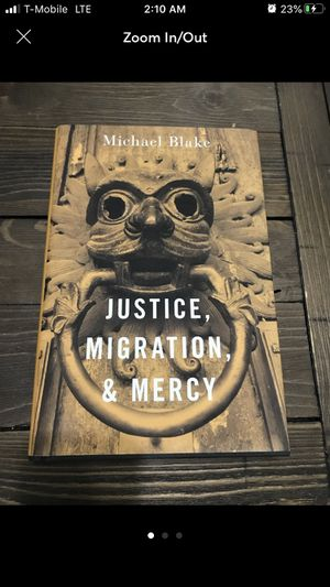 Justice, Migration and Mercy for Sale in Las Vegas, NV
