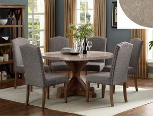 Round dining table take it home with $39 down for Sale in Dallas, TX
