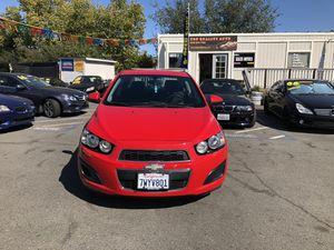 2014 Chevy Sonic LT for Sale in Rancho Cordova, CA