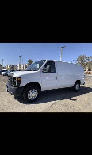2012 Ford E-Series Van for Sale in Los Angeles, CA
