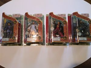 CROUCHING TIGER HIDDEN DRAGON ACTION FIGURES 2001from Art Asylum! for Sale in Wichita, KS