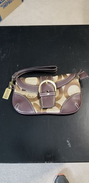 Coach Wristlet for Sale in New Lenox, IL