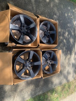2010-2013 (Chevy Camaro SS) OEM factory Alloy Rims for Sale in Capitol Heights, MD