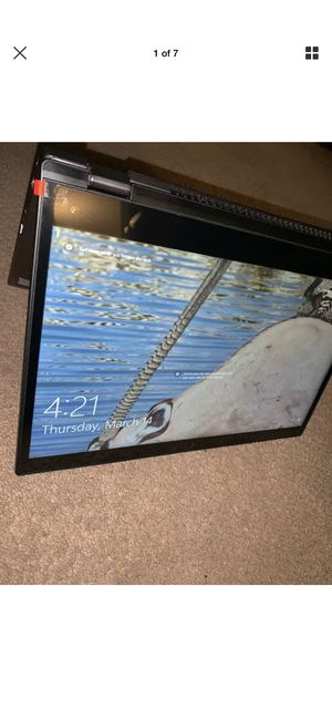 lenovo ideapad flex 5-1570 signature edition for Sale in Coaling, AL