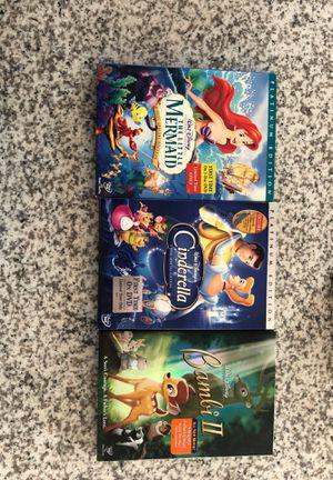 Disney DVDs for Sale in St. Petersburg, FL