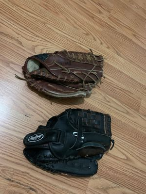 Baseball Gloves for Sale in Houston, TX