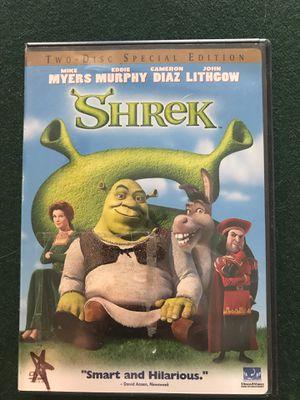 Shrek DVD for Sale in Phoenix, AZ