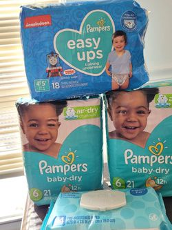 Pampers Bundle for Sale in Waukegan,  IL