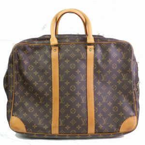 Authentic Louis Vuitton Business Bag Sirius 45 M41408 Browns Monogram 11322 for Sale in Plano, TX