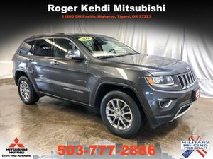 2016 Jeep Grand Cherokee for Sale in Tigard, OR