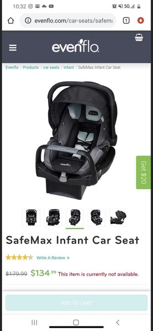 INFANT CAR SEAT!!!!!!! for Sale in The Bronx, NY