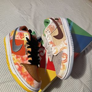 DS Nike SB Dunk Low Street Hawker Size 7.5 for Sale in St. Charles, IL