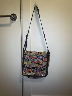 Vintage Lisa Frank Adjustable Zippered Plastic Messenger Bag for Sale in Brooklyn, NY