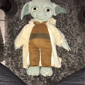 Yoda Stuffed Animal for Sale in Rathdrum, ID