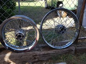 Motorcycle rims for Sale in Gilbert, AZ