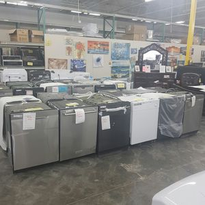 New Dishwasher 50-70% OFF MSRP Stainless Tub for Sale in Ontario, CA