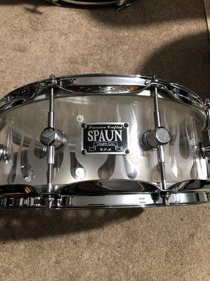 Spaun acrylic fireside snare for Sale in Covington, GA