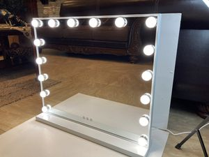 """23"""" Hollywood makeup Mirror Vanity Mirror LED light Dimmer for Sale in Azusa, CA"""
