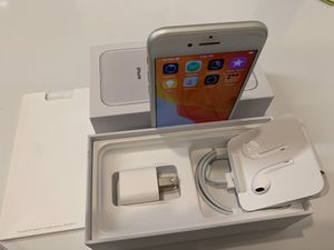 Factory unlocked white iPhone 8 64gb for Sale in Tacoma, WA