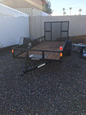 5 x 12 Utility trailer for Sale in Phoenix, AZ