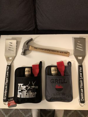 Assorted Fathers Day Gifts. ( $10.00 ea. Item ) for Sale in San Antonio, TX