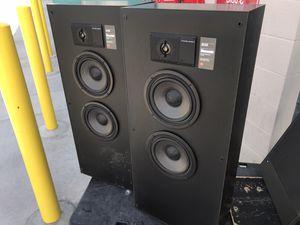 Vintage speakers for Sale in Jurupa Valley, CA