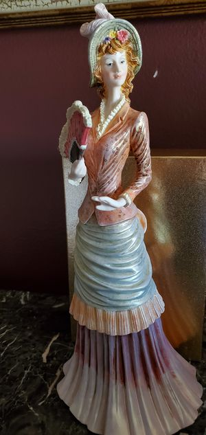 Antique doll figurine for Sale in San Bernardino, CA