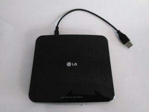 LG gp40 slim portable notebook DVD writer USB for Sale in Tampa, FL
