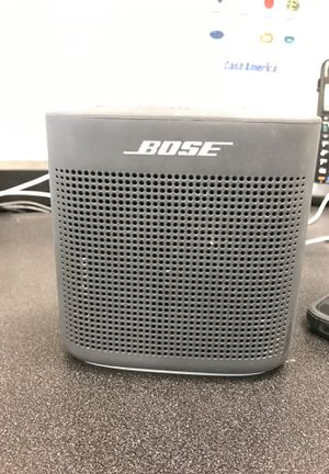 Bose Soundlink for Sale in Chicago, IL