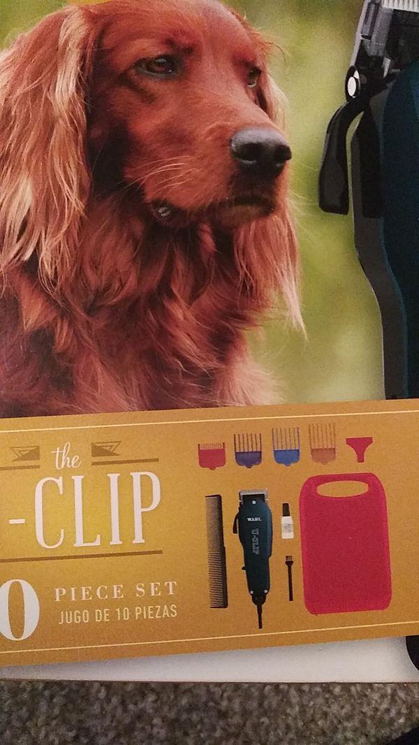 Pet Clipper Kit WAHL-UCLIP