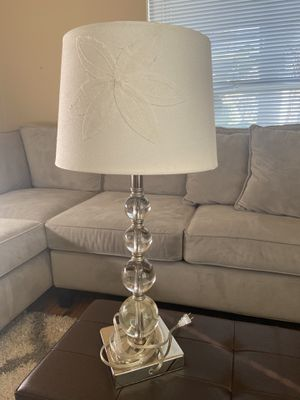 Lamp for Sale in Huntington Beach, CA