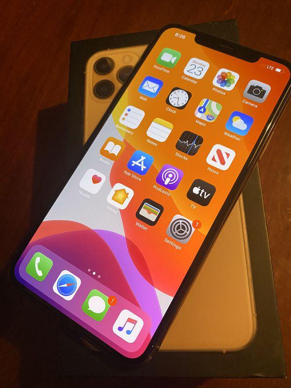 Apple iPhone 11 Pro Max (Verizon :Straight Talk Only )