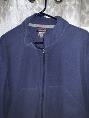 Patagonia sweater ( clothes, fashion, blue, purple, shoes, jacket) for Sale in Phoenix, AZ