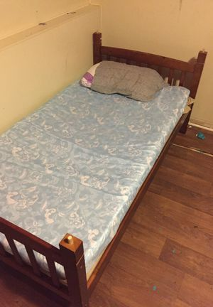 Twin size bed set for Sale in Linthicum Heights, MD