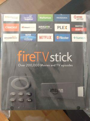 Fire TV stick for Sale in Garden Grove, CA