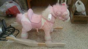 Mini pink horse for Sale in Miami, FL