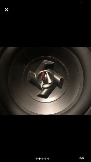 Audiopipe subwoofers for Sale in Wichita, KS