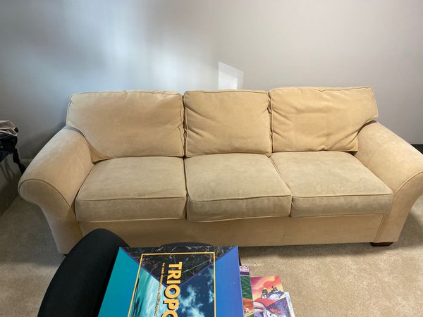 Couch. Free if you pick it up