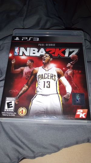 NBA 2K17 for Sale in Lancaster, OH