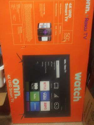 TV 50 inch Onn for Sale in Murfreesboro, TN